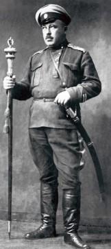 Оренбургский атаман генерал А.И.Дутов