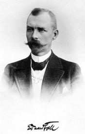 Барон Э. В. Толль