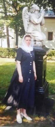 Матушка Ирина Ворожейкина