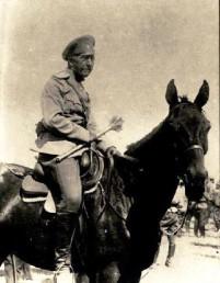 Генерал П.Н. Краснов, 1918г.