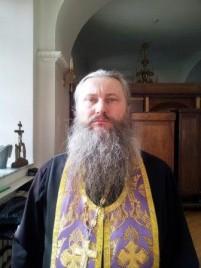 Протоиерей Анатолий Измеров