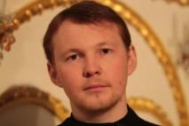 Диакон Георгий Сухобокий