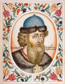 Великий князь Владимир Всеволодович Мономах.