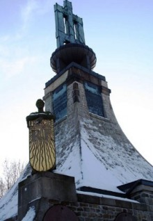 Аустерлиц. Могила Мира