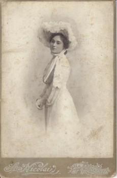 Антонина Калачева, урожденная Пугасова