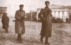 Врангель у Графской пристани. Последние дни перед эвакуацией, ноябрь 1920