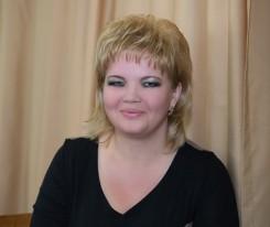 Татьяна Геннадьевна Головач, рук. отд. Культуры ОО. Союз Православных Граждан