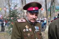 Атаман РОО СКО  войсковой старшина    Щеглов А.А.