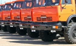 Казахстанские фермеры остались без машин из-за захваченных на Украине КамАЗов