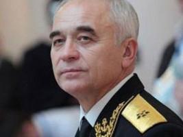 Контр-адмирал Вячеслав Михайлович Апанасенко
