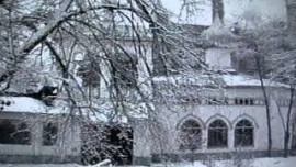 Сочельник перед Рождеством. Алматы 1998 год.