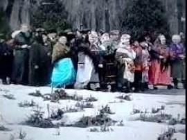 Сюжет Н.Валуйской и А.Рыбина Масленица.