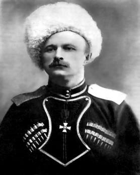 Войсковой атаман СКВ генерал А.М.Ионов.