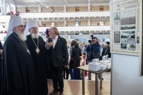 ЕМ Барсуков и Митрополит Сергий