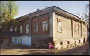 Дом Пугасова -Верненское Заречье