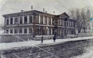 Городское училище им. Колпаковского