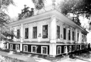 Дом Шахворостова