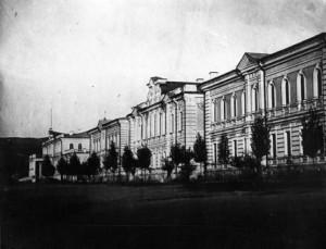 Верненская мужская гимназия