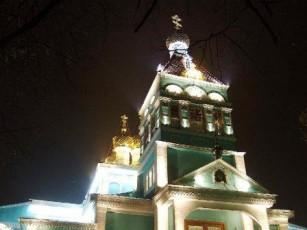 Свято-Николаевская церковь (к 100-летнему юбилею 2008-1908гг.)