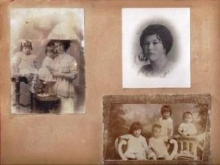 Аполлинария и ее дети