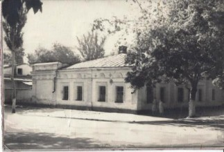 Дом Пугасовых в Ташкенте