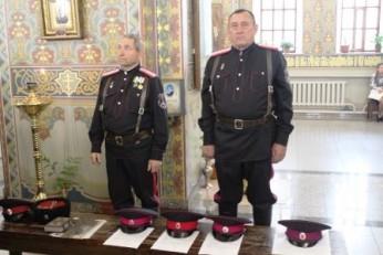 Верстание в казаки СПКО