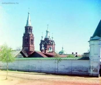 Вознесенский собор Знаменского монастыря