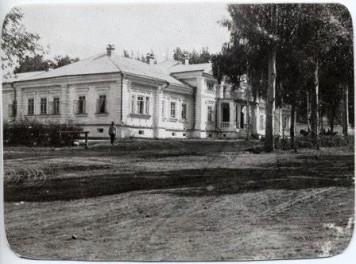Губернаторский дом в г. Верном