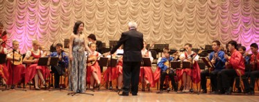 Концерт 20 мая 2014 года в филармонии им. Жамбыла