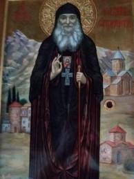 Образ исповедника Гавриила Самтаврийского