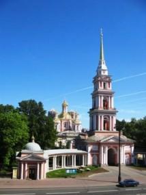 Крестовоздвиженский казачий собор