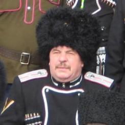 Атаман СПКО В.М. Реуцкий