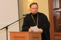 Протоиерей Владимир Горидовец, член Комиссии по канонизации святых Русской Православной Церкви Белорусского Экзархата Витебские страстотерпцы