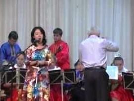 Казахская народная песня