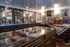 Зал епархиального музея Петропавловско-Булаевской епархии.