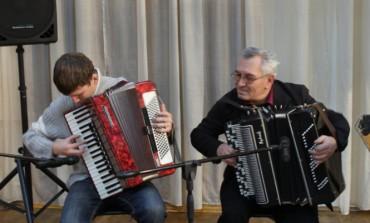 В дуэте с Павлом Юдиным